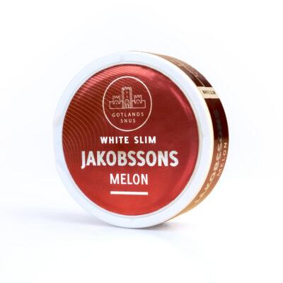 Jakobssons White Slim Melon